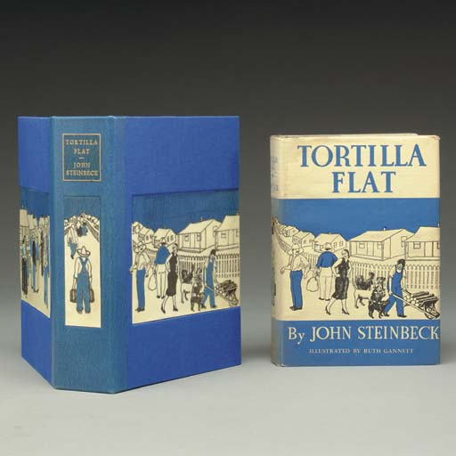 STEINBECK, John (1902-1968).