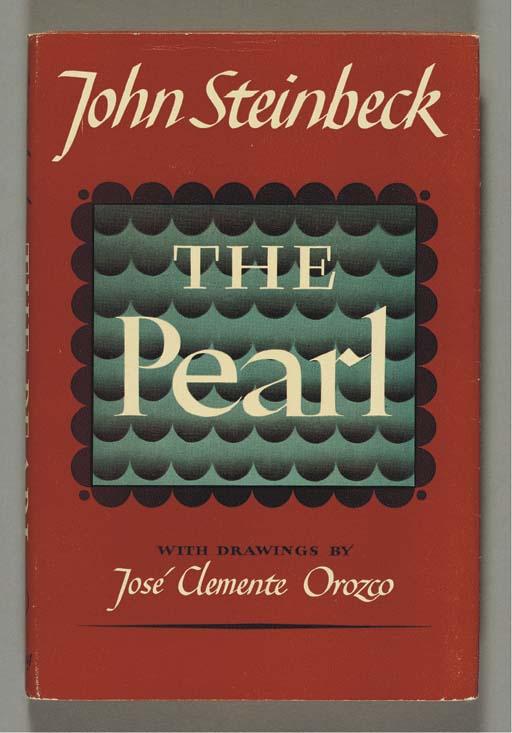STEINBECK, John.  The Pearl.