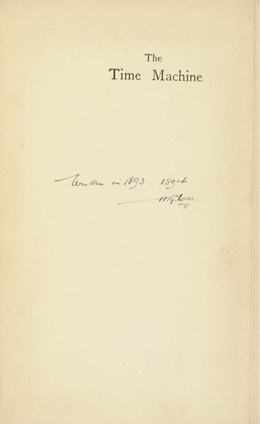 WELLS, Herbert George (1866-19