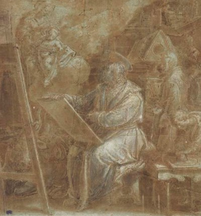 Jan van der Straet, dit Giovan