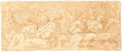 Attribué à Taddeo Zuccaro (152
