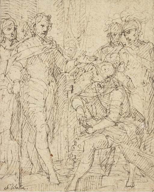 Pseudo-Gherardi (Actif 17ème siècle)