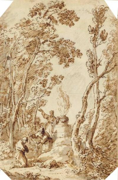 Giuseppe Zocchi (1711-1767)