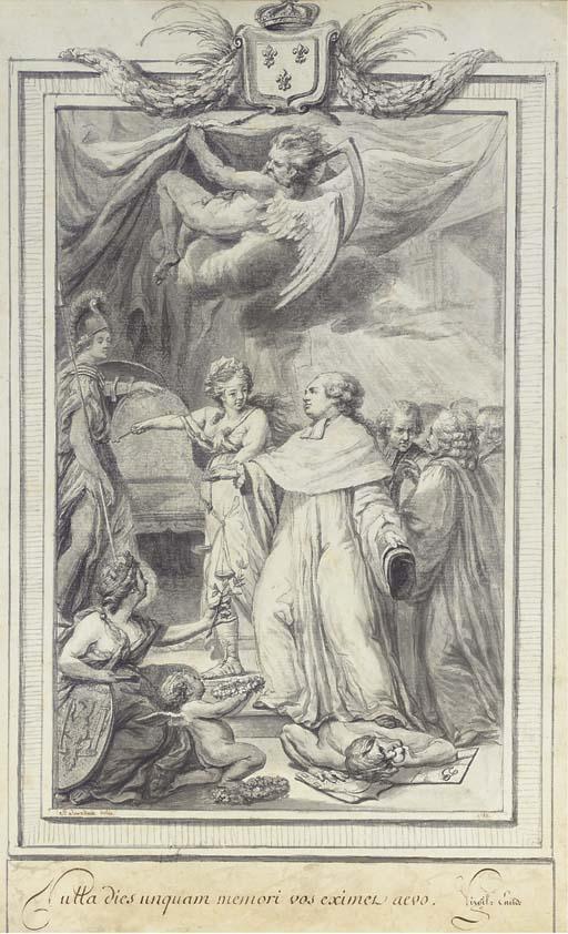 François Jourdain (Actif 1768-1788)