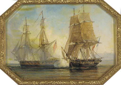 Auguste-Etienne-François Mayer (1805-1890)