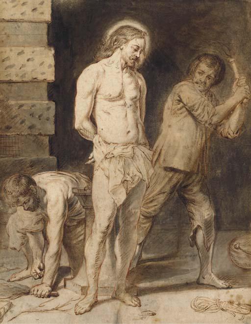 Entourage de Rembrandt Harmens