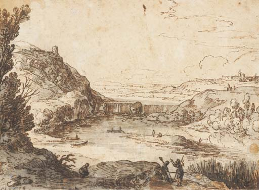 Paul Bril (circa 1554-1626)