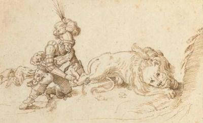 Entourage de Virgil Solis (151