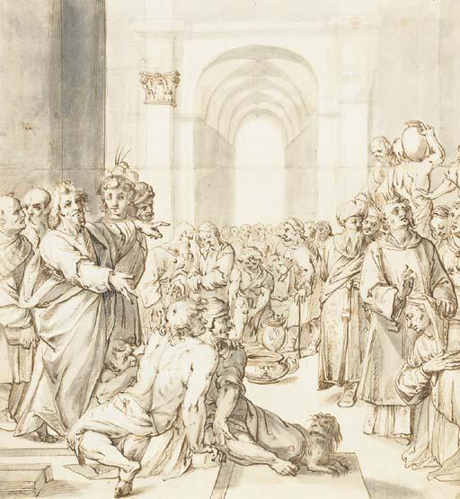 Ecole Allemande, 1590
