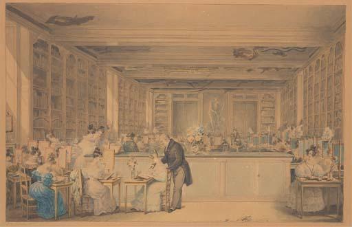 Julie Ribault (1789-circa 1839