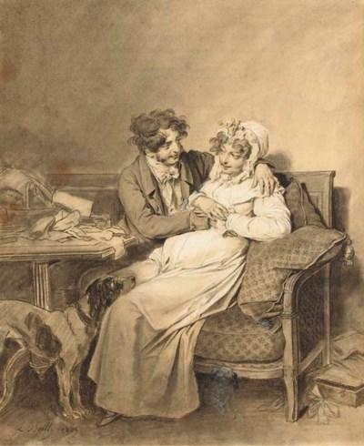 Louis Lépold Boilly (1761-1845