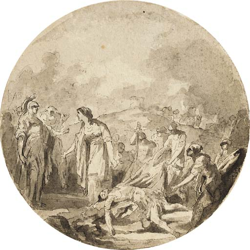 Jacques Gamelin (1738-1803)