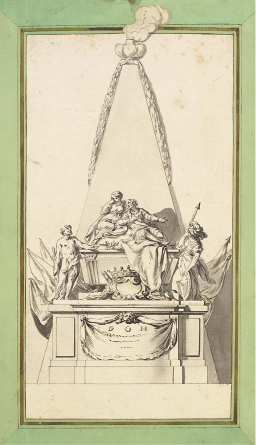 Attribué à Augustin Pajou (1730-1809)