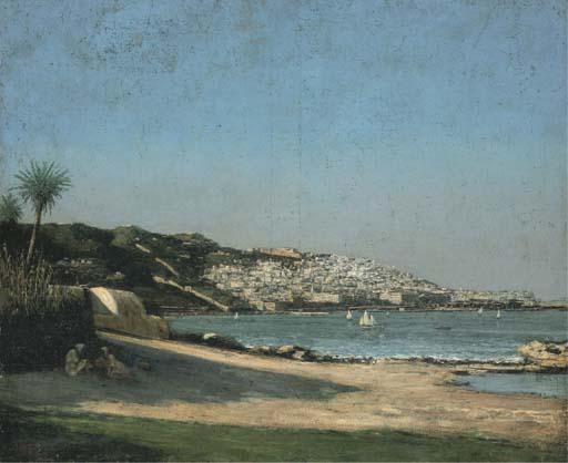 CHERUBINO PATA (SUISSE 1827-1884)