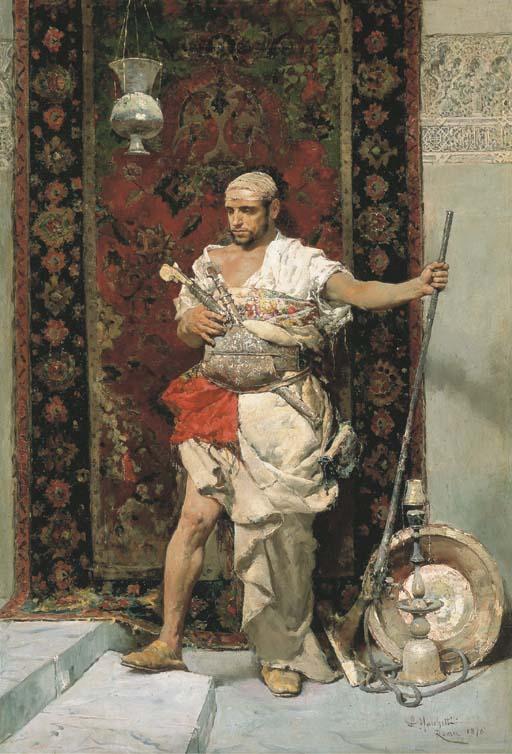 LUDOVICO MARCHETTI (1853-1909)