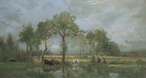 CHARLES LE ROUX (NANTES 1814-1