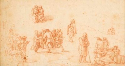 Ecole Hollandaise, XVIIème siè