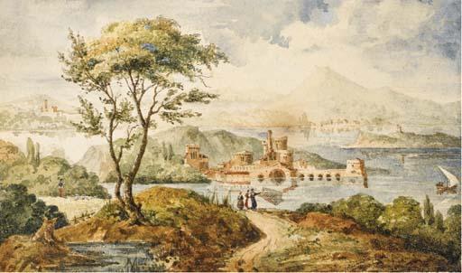 Ecole Italienne XVIIIème siècl