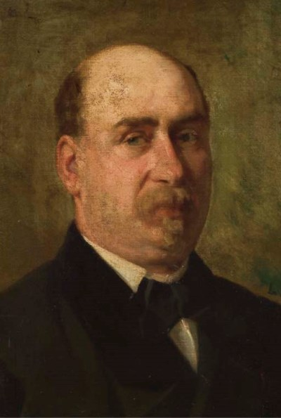 LEON JOSEPH FLORENTIN BONNAT (