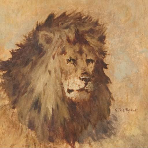GUSTAVE WERTHEIMER (1847 - 190