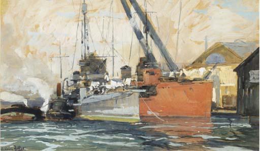 EUGENE-LOUIS GILLOT (1867-1925