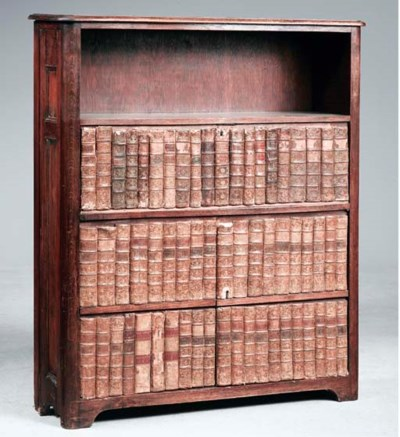 MEUBLE BIBLIOTHEQUE FORMANT SE