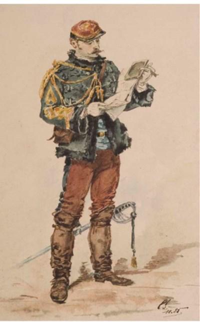 Ecole Française, 1885