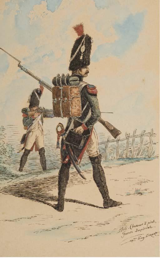 Capitaine Eugène Evrard (Actif