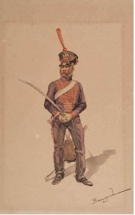 Beaugard (Actif milieu XIXème
