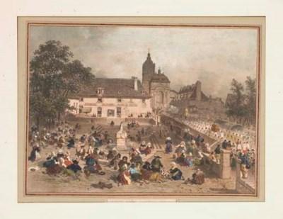 VUES: Château de Combourg; Fle