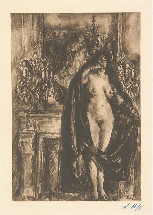 LOUISE HERVIEU (1878-1954)