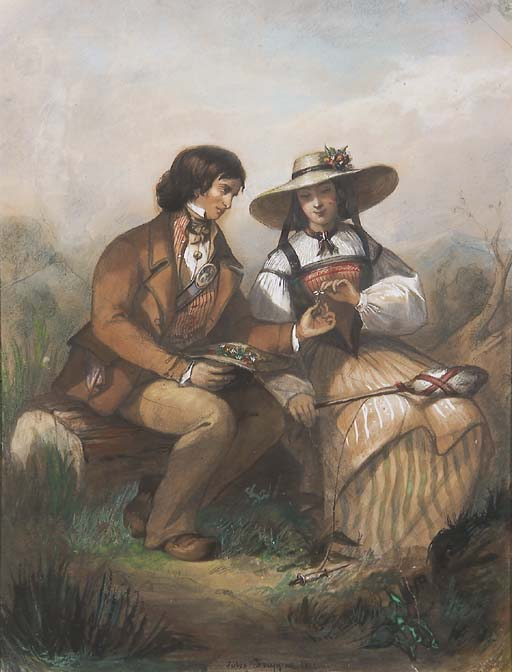Jules Frappaz (Actif au XIXème