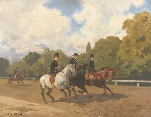 JULES DIDIER (1831-1892)
