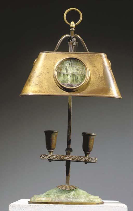 LAMPE BOUILLOTTE DU XIXEME SIE