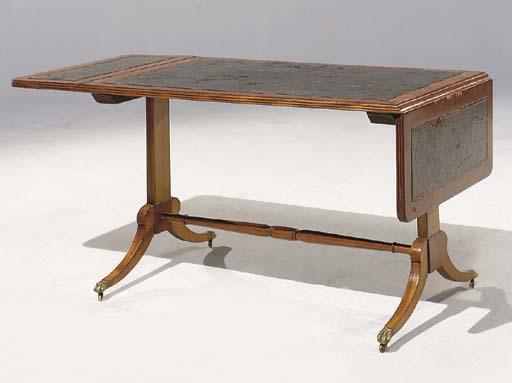 TABLE DE STYLE REGENCY