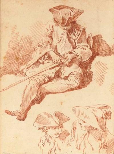 Attribué à François Boucher (1
