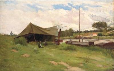 JEAN EUGENE JULIEN MASSE (1856