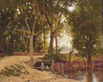 CHARLES H. CLAIR (1860 - 1930)