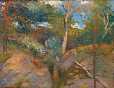 EUGENE CADEL (1865-1940)