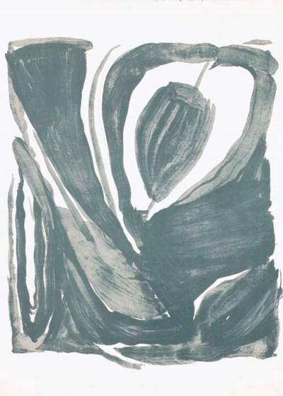 BRAM VAN VELDE (1895-1981) SAN