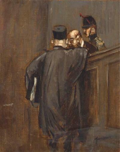 JEAN-LOUIS FORAIN (1852 - 1931