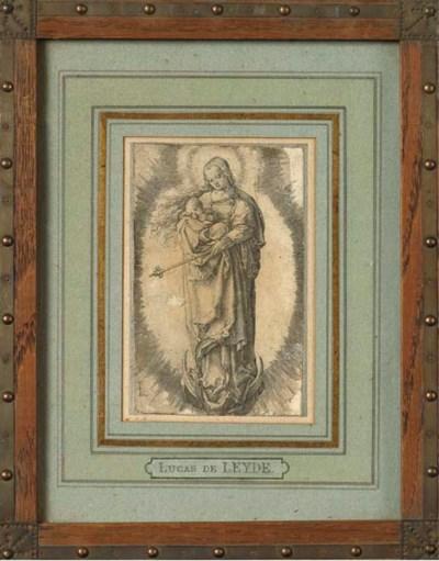 LUCAS DE LEYDE (1494-1533) VIE
