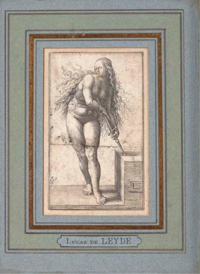 LUCAS DE LEYDE (1494-1533)