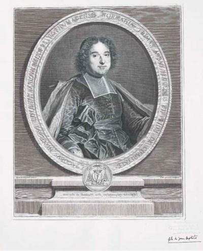 D'APRES HYACINTHE RIGAUD (1653