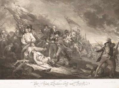 D'APRES JOHN TRUMBULL (1756-18