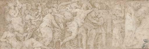Ecole Italienne, fin 16ème siècle