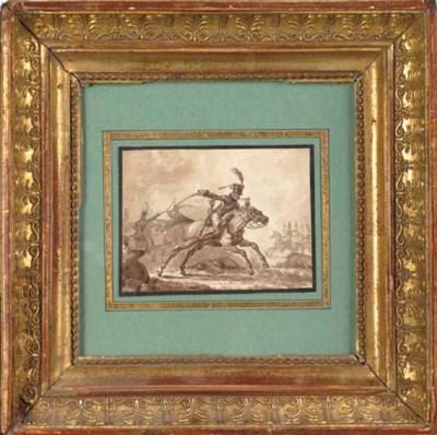 Attribué à Horace Vernet (1789