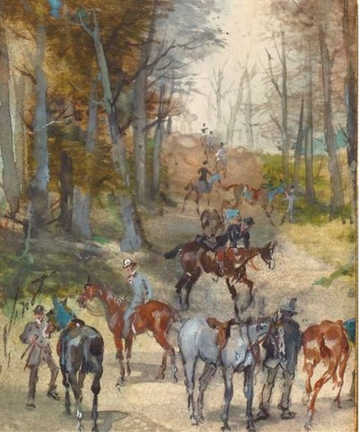 Baron Jules Finot (1826-1906)