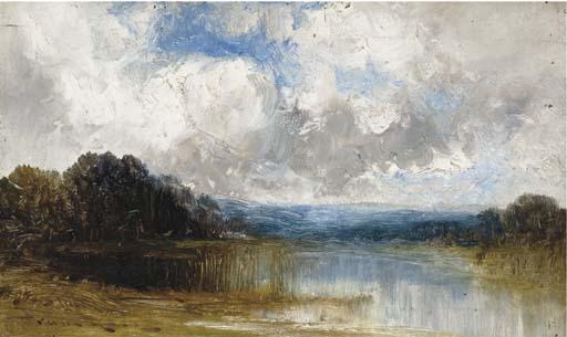 FRANCOIS-AUGUSTE RAVIER (1814 - 1895)