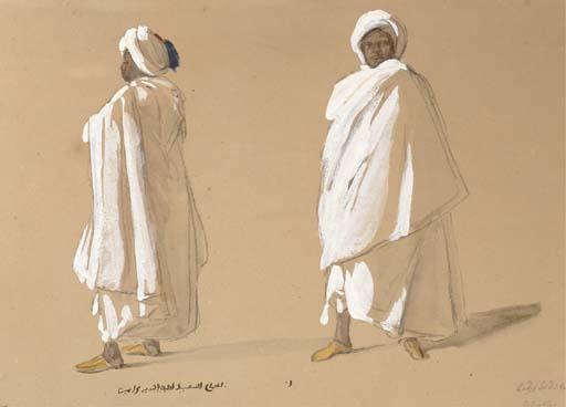 AUGUSTE RAFFET (PARIS 1804-1860 GENES)
